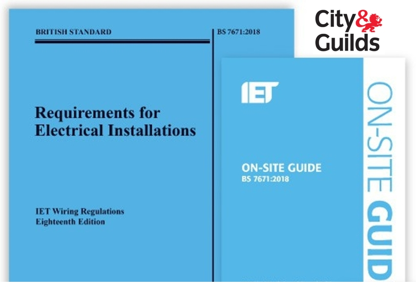 Astounding 18Th Edition City Guilds 2382 18 Gre Energy Training Wiring Digital Resources Minagakbiperorg